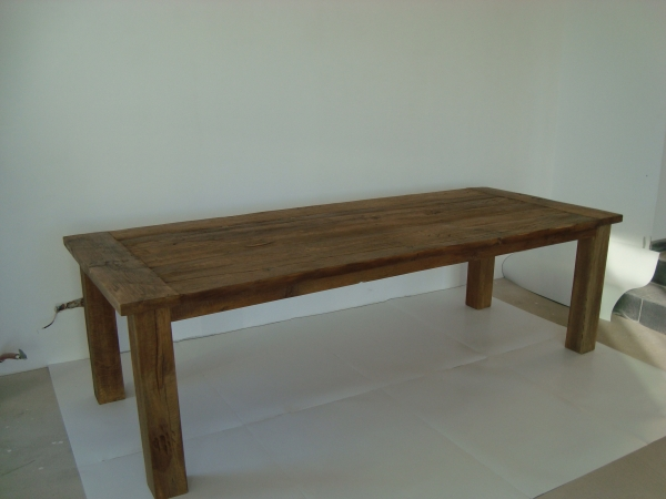 Dining Table Reclaimed OAK